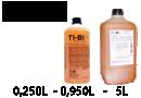 Confezione di vendita 0,250l - 0,950l - 5l