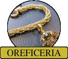TIBI OREFICERIA - Disossidazione di gioielli in Oro e/o con pietre dure,  argenti antichi, argentati, bigiotteria.