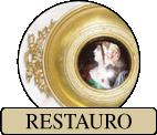 TIBI RESTAURO - Recupero lignei, bronzi ed antimoni dorati e non, pulitori per tele annerita da nerofumo, monete antiche.